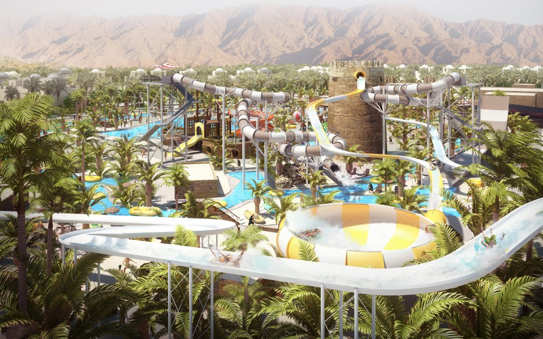 First Water Park in Aqaba and the Largest to Open in the Kingdom within Saraya Aqaba Project
