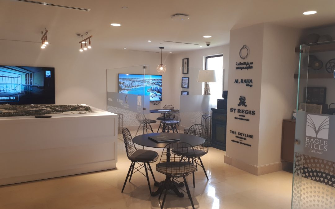 Eagle Hills Jordan Opens New Sales Center in Aqaba