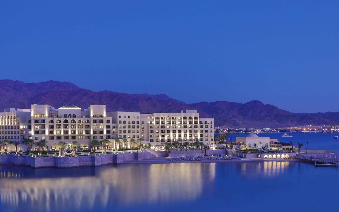 """فندق المنارة """" ذا لكشري كولكشن """" يحصد التصنيف الأعلى """"ديلوكس"""" ضمن فنادق الخمس نجوم في العقبة"""