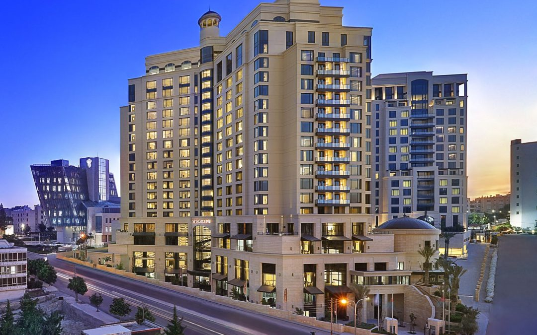 Eagle Hills Jordan Wins Prestigious Award in the Building and Design Category for the St. Regis – Amman
